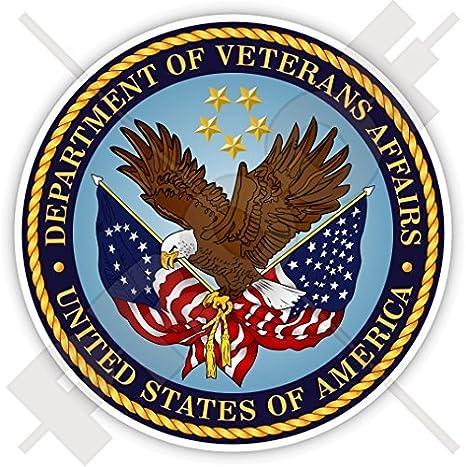 Amazon Com Us Department Of Veterans Affairs Seal Dva Usa Va United States Of America American 90mm 3 5 Vinyl Sticker Decal Everything Else
