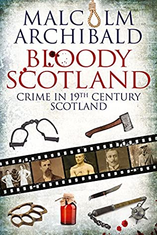 book cover of Bloody Scotland