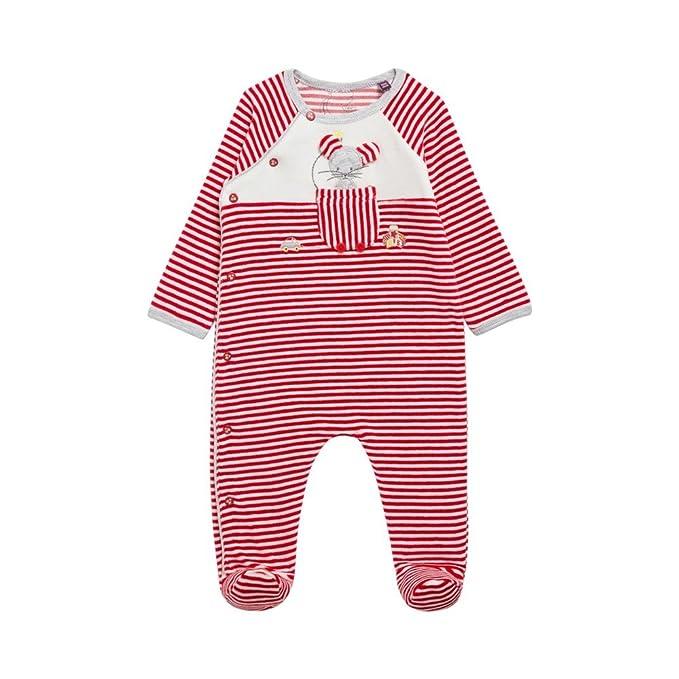 Sergent Major - Pelele - para bebé niño rojo 1 Mes: Amazon.es: Ropa y accesorios