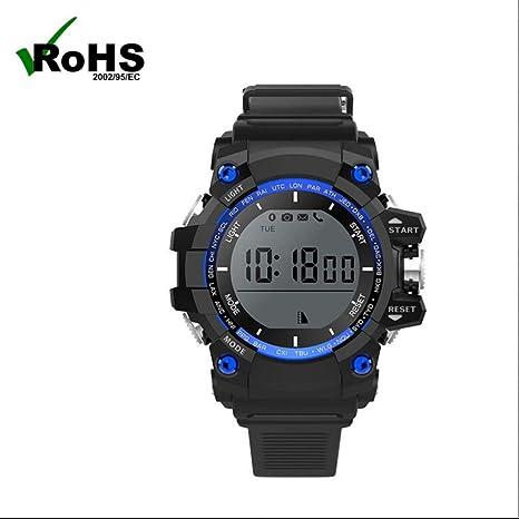 Reloj Inteligente Smartwatch Reloj Deportivo con Control ...