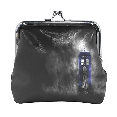 Amazon.com: Monedero Doctor Who HD Wallpapers para mujer ...