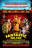 FANTASTIC MR. FOX MOVIE POSTER 1 Sided ORIGINAL 27x40 GEORGE CLOONEY