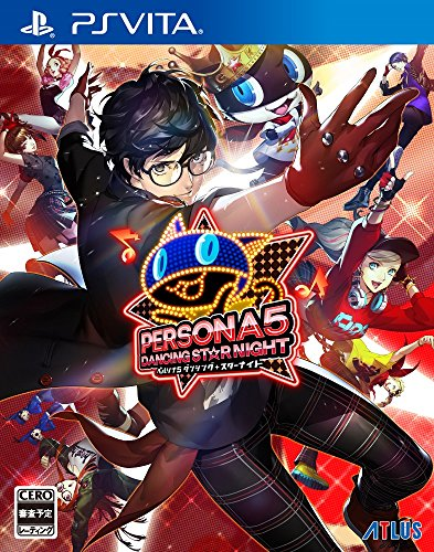 Persona 5 Dancing Star Night - PSVita Japanese ver.