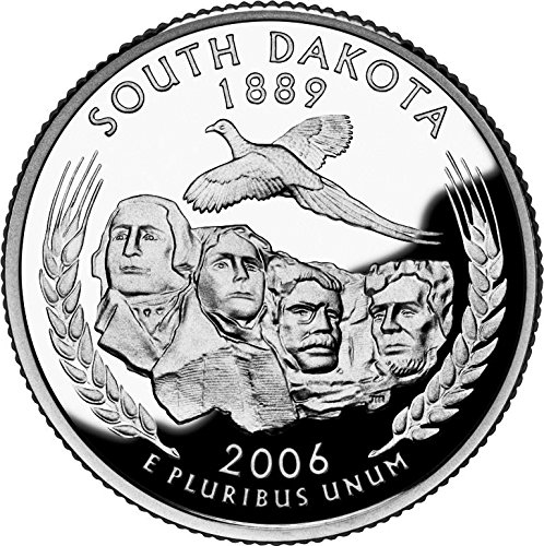 2006 P Bankroll of South Dakota Statehood Uncirculated