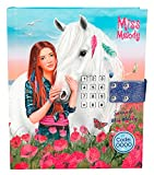 Depesche 8785 Journal Miss Melody Code and Sound – Blue