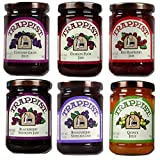 6-Jar Variety Pack: Favorite Jams & Jellies