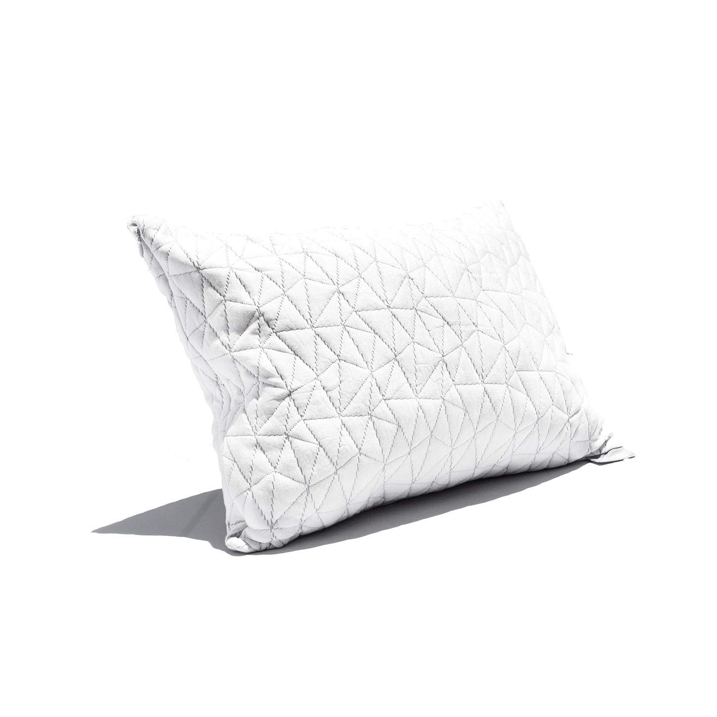 Coop Home Goods Shredded Memory Foam Toddler Pillow 14x19 Adjustable Hypoallergenic & Breathable Little Pillow-Made in The USA CHG-TD-SMF