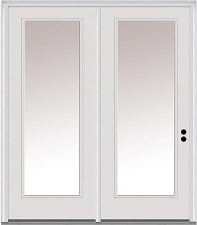 National Door Company Z001588L Fiberglass Smooth Primed Left Hand In-Swing Center  sc 1 st  Amazon.com & Amazon.com: National Door Company: Patio Doors
