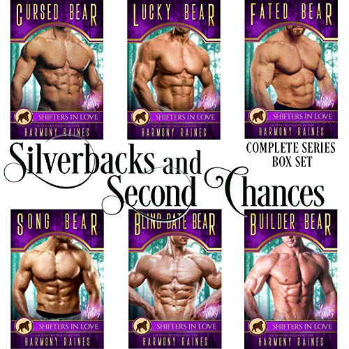 Silverbacks and Second Chances Complete Box Set