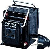 SEVENSTAR THG 3000 UP/ DOWN 3000W Maximum Capacity Heavy-Duty Continuous Use Transformer