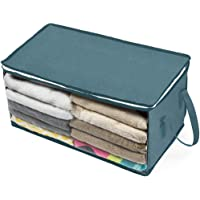Humany Foldable Dustproof Moisture-Proof Storage Bag Organizer