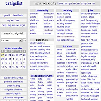 How To Megapost At Craigslist