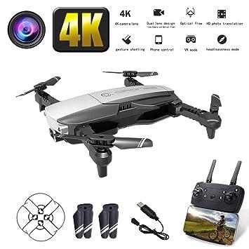 NANE Drone con cámara 4K Full HD, Vuelo de trayectoria, Modo sin ...