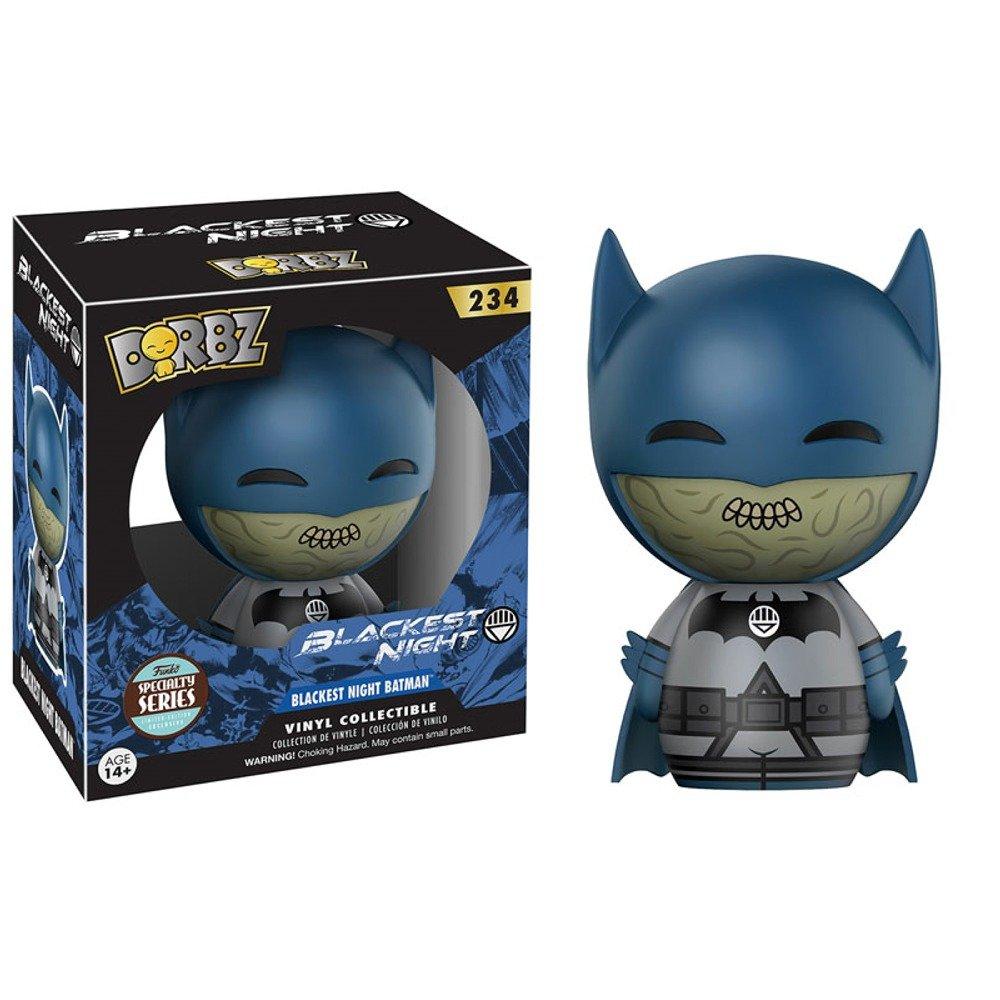 Blackest Night Batman Vinyl Figure! Funko Specialty Series Dorbz