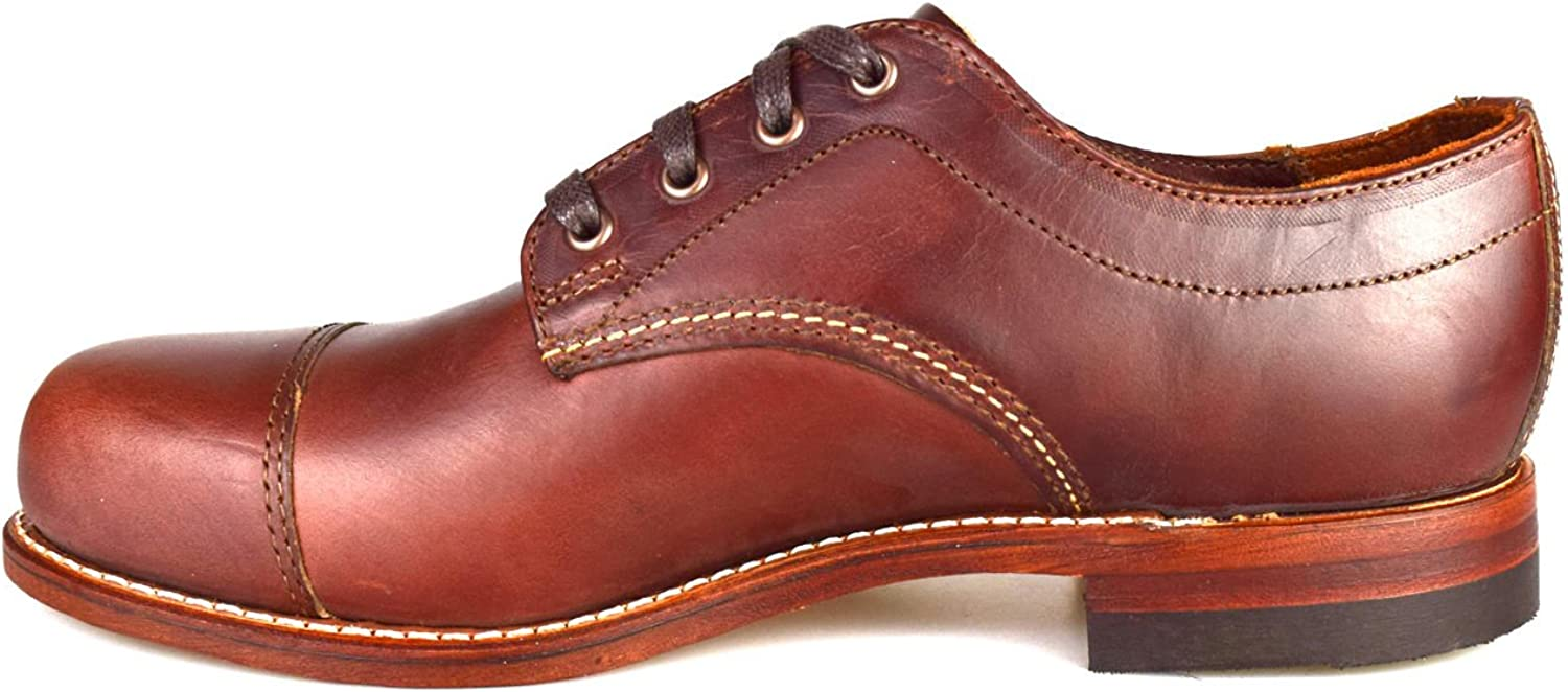 Wolverine 1000 Mile Oxford Watson Lace Up Shoes Low Shoes Business Mens Shoes