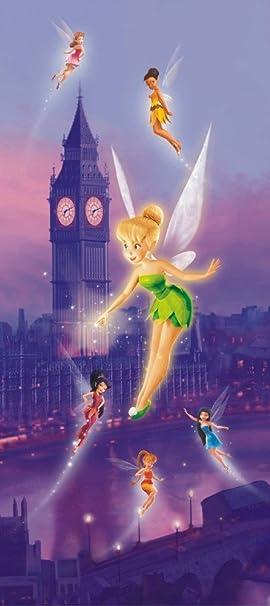 Foto-Tapete Disney Feen Tinkerbell Version 2 Disney Größe 368 x 254 cm 4-t