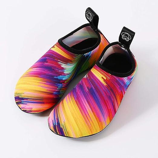 Zapatillas de natación ultraligeras y transpirables Zapatillas de ...