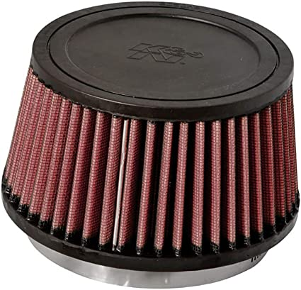K/&N Filters RU-3120 Car and Motorcycle Universal Rubber Filter