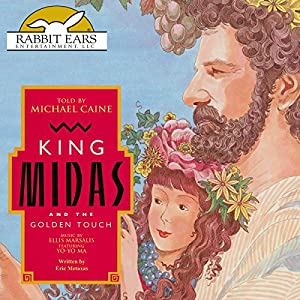 King Midas and the Golden Touch Audiobook
