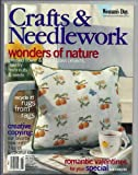 img - for Woman's Day Crafts & Needlework - Wonders of Nature Pressed Flower & Beach Glass Projects, Jewelry From Nuts & Seeds (Special Interest Pubications - Winter, Volume IX Number 4) book / textbook / text book
