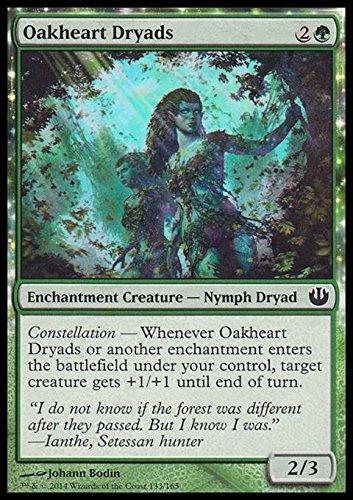 amazon com magic the gathering oakheart dryads 133 165