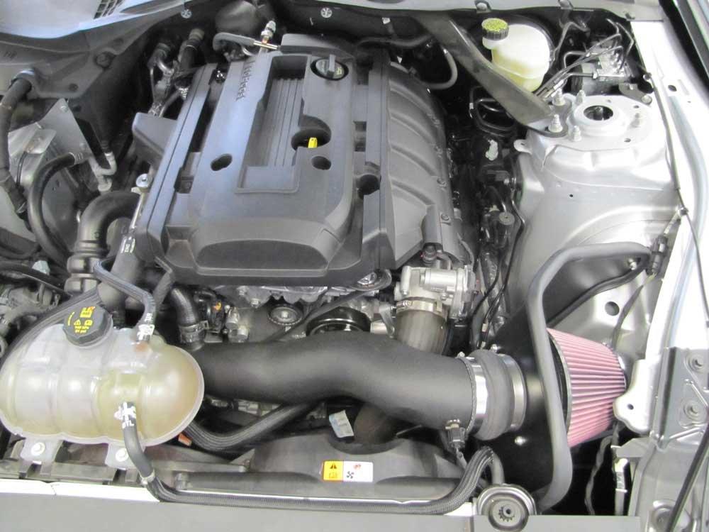 K/&N 57-2589 Performance Air Intake System