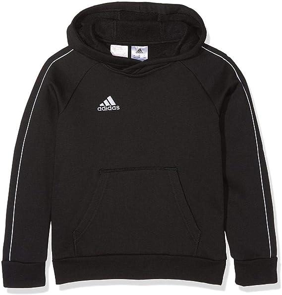 adidas Core 18 Hoody Sweat Shirt à Capuche Garçon