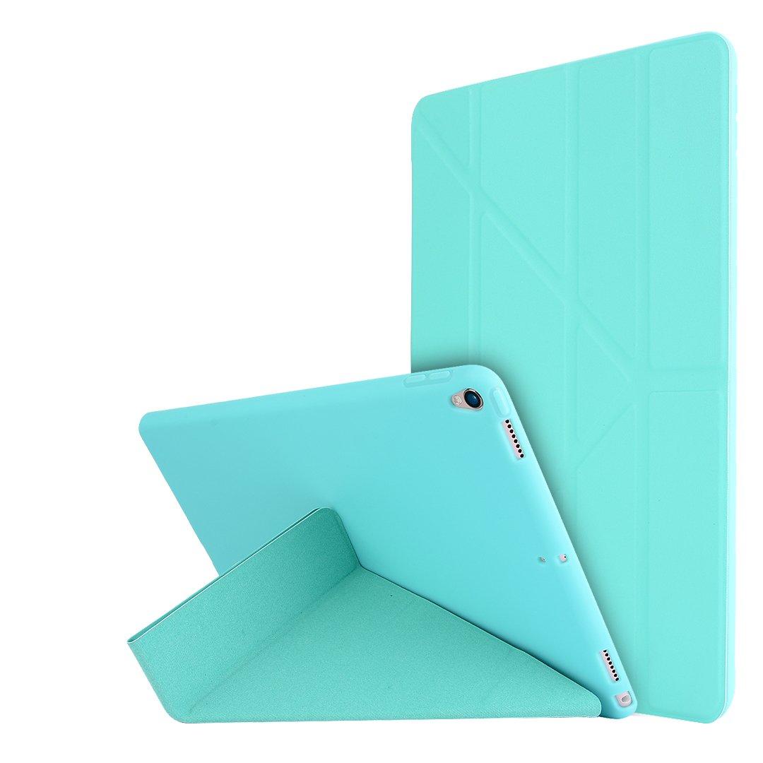素晴らしい価格 FuriGer iPad Pro グリーン 11ケース iPadケース コーナー保護 耐衝撃ソフトTPUバックカバー コーナー保護 11ケース プレミアム合成レザー フリップカバーケース iPad Pro 11対応 Pro11 グリーン B07KRWGJ58, 瀬戸内市:8c68a350 --- a0267596.xsph.ru