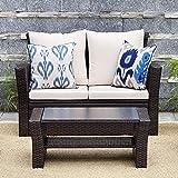 Wisteria Lane Outdoor Patio Furniture Set,5 Piece