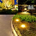 FLOODOOR 12V LED Landscape Lighting 10W Low Voltage AC or DC Outdoor Spotlight, Warm White 3000K, IP66 Waterproof Flood Light with Spike Stand Suitable for Garden,Tree, Lawn, Yard, Fence [6 Pack]