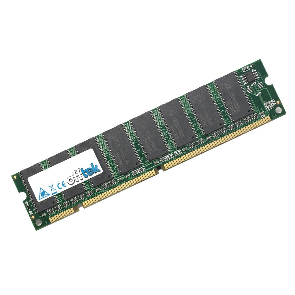 128MB RAM Memory for HP-Compaq DesignJet 1050C PLUS (PC133) - Printer Memory Upgrade by Offtek