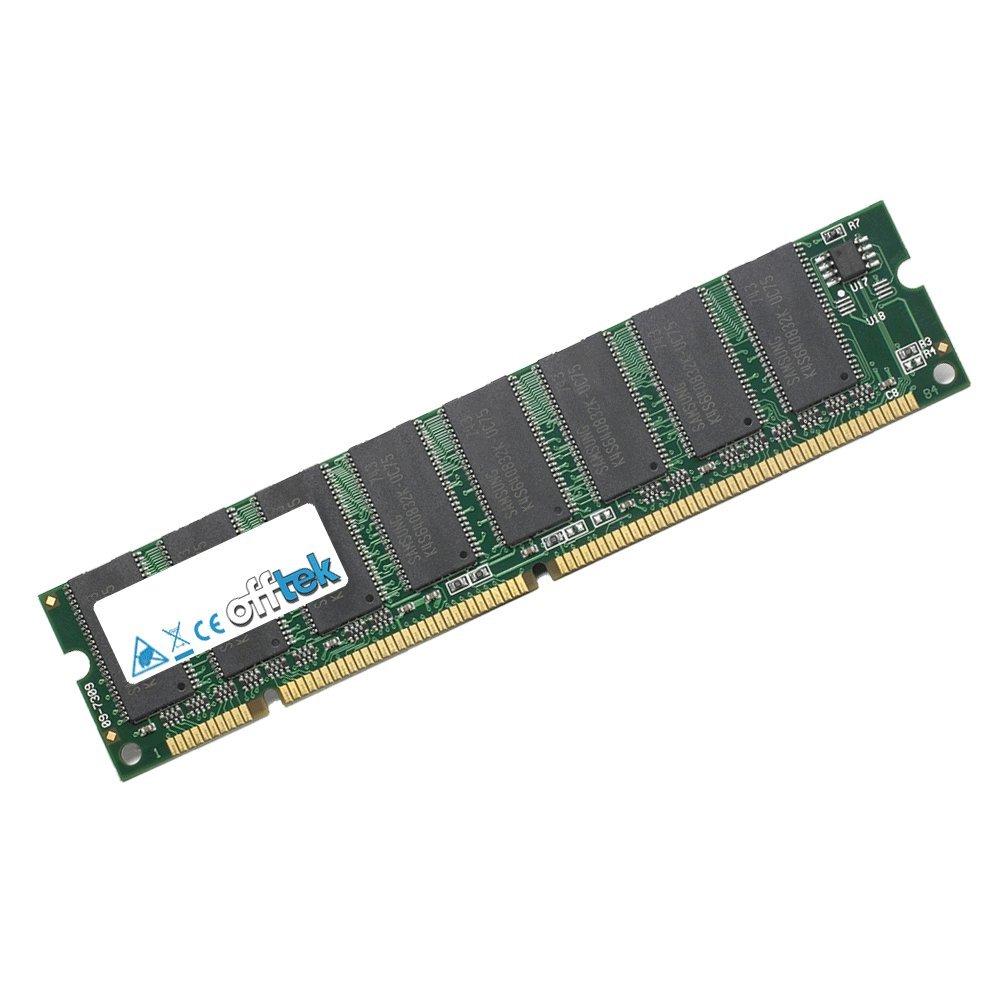 128MB RAM Memory for HP-Compaq DesignJet 1050C PLUS (PC133) - Printer Memory Upgrade by Offtek
