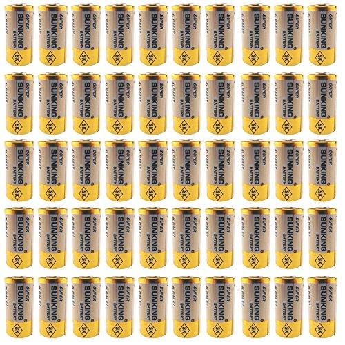 28A 4LR44 PX28 A544 PX28A 4G13 V4034PX 6V Single Time Use Alkaline Battery (50 Batteries)