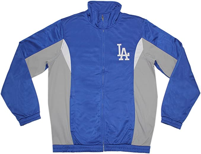 Big & Tall Mens atlético con cremallera chaqueta de chándal – la ...
