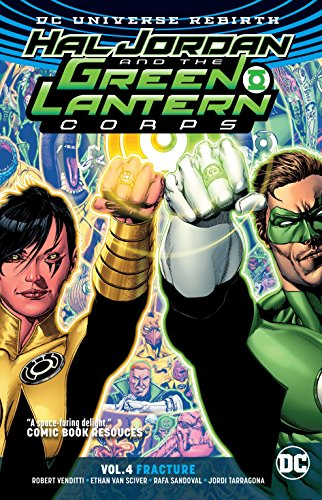 Hal Jordan and the Green Lantern Corps Vol. 4: Fracture (Rebirth)