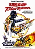 Death Race 2000 (1975) 11 x 17 Movie Poster - German Style A