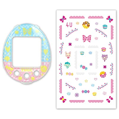 Bandai Tamagotchi 4U Deco Set Sweet Girl Style (Tamagotchi 4U Decoration Set Sweet Girl Style) (Japan Import): Toys & Games
