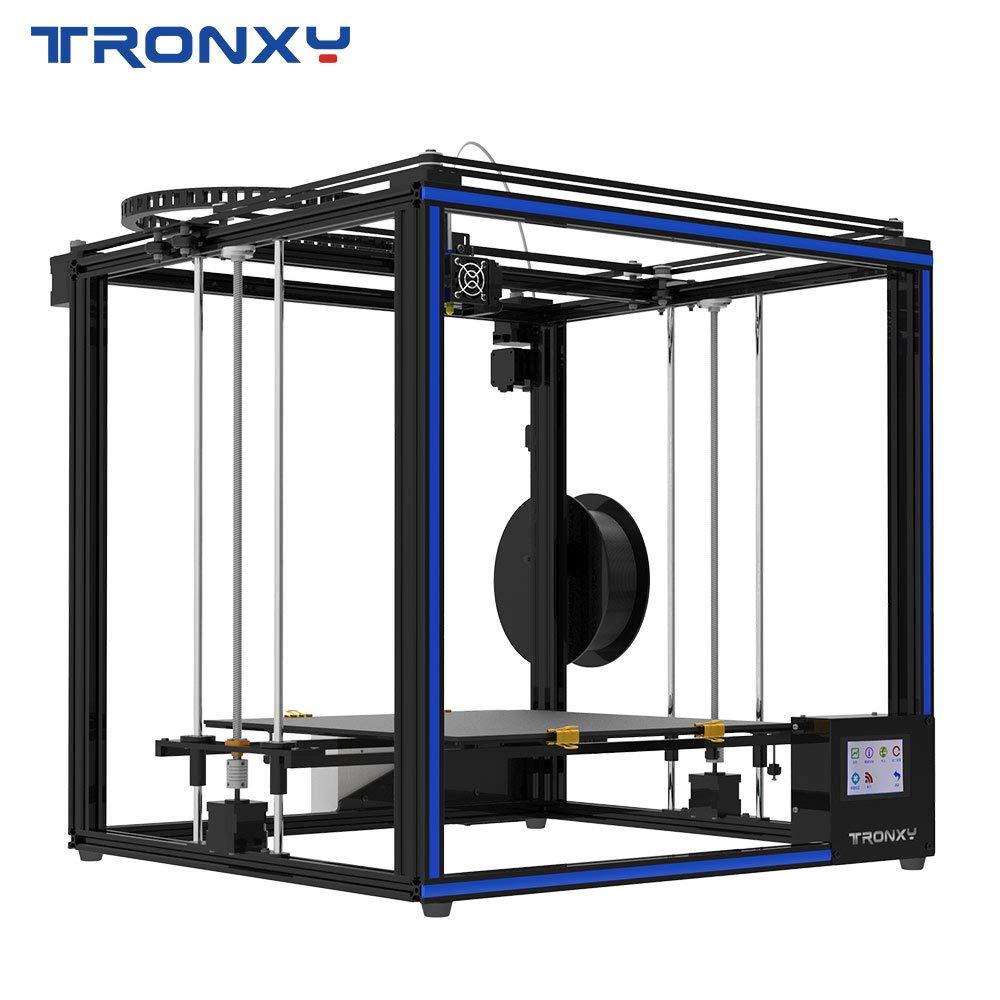 TRONXY X5SA-400 - Impresora 3D, kit de bricolaje, sensor de filamento, nivelación automática, retoma, cubo, impresión cuadrada de metal con gran tamaño de impresión, 400 x 400 x 400: Amazon.es: Industria, empresas y ciencia