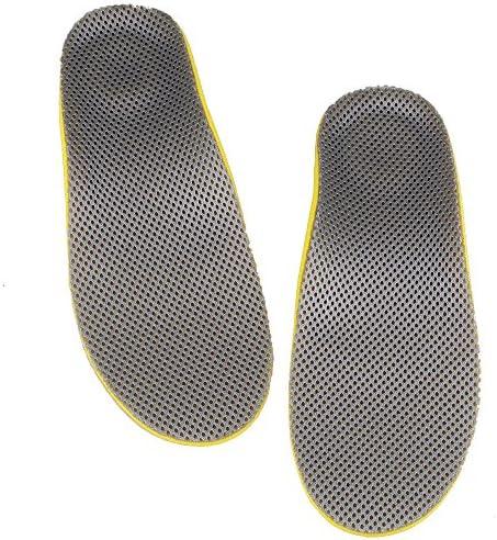 1paire Semelles de chaussures de sport orthopédiques Pied Coussinets de soulagement pour femme Talon Arch support