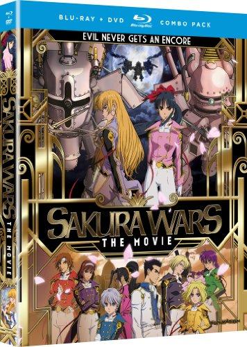 Sakura Wars: Movie [Blu-ray/DVD Combo]