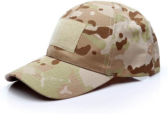 Homme Femme Camouflage Armée Chapeau Casquette Baseball Militaire Tactique