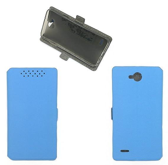 big sale 52b16 f7d28 Amazon.com: Case for LG X Charge Dual SIM M327 M322 Case Cover Lake ...