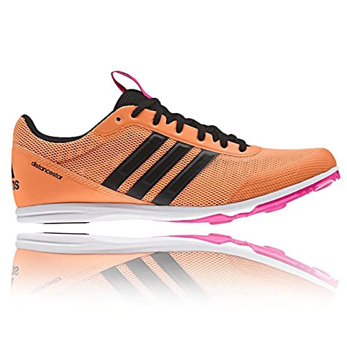 adidas Women's Distancestar W Running Shoes Orange Size: 3.5 UK