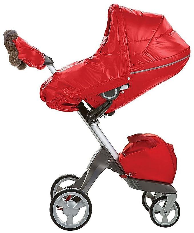 Stokke Xplory Winter Kit - Red by Stokke: Amazon.es: Bebé