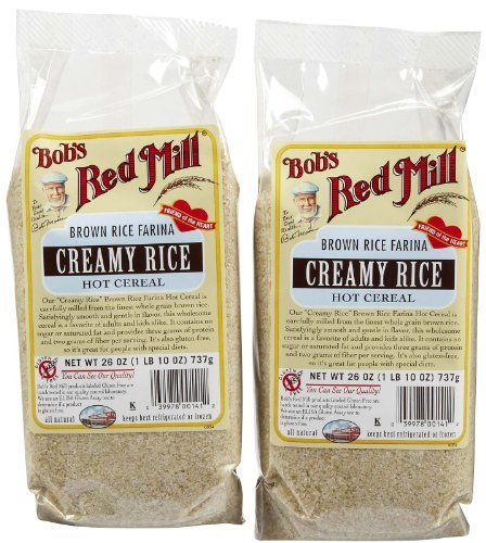 Bob's Red Mill Brown Rice Farina Cereal - 26 oz - 2 pk