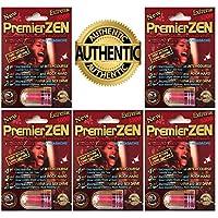 PremierZEN Extreme 3000mg Male Sexual Performance Enhancement %100 AUTHENTIC (5...