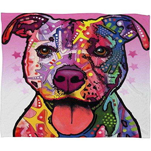 DENY Designs Cherish Pitbull Blanket