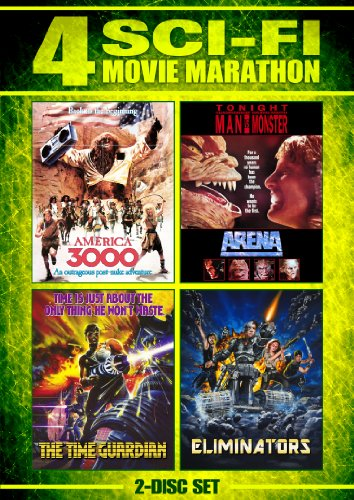 scifi-movie-marathon-america-3000-arena-eliminators-the-time-guardians
