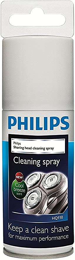 Philips HQ110/02 - Spray limpiador para cabezales: Amazon.es ...
