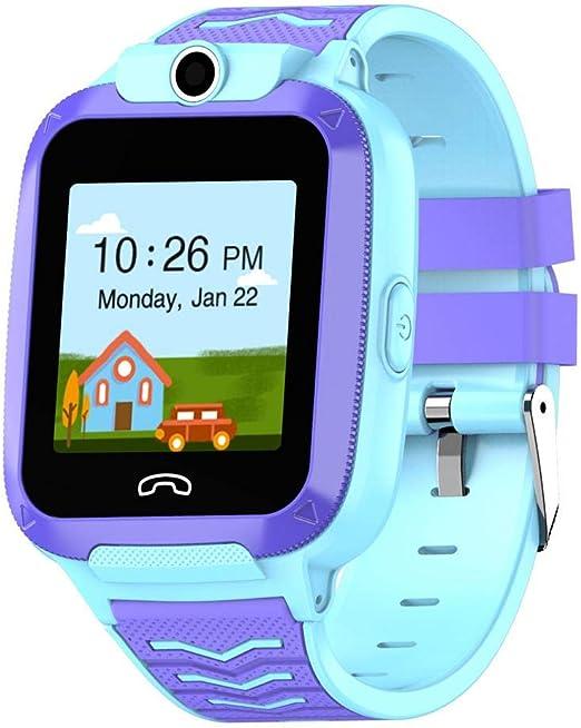 Reloj inteligente para niños con GPS/WiFi/LBS Tracker 4G Kids ...